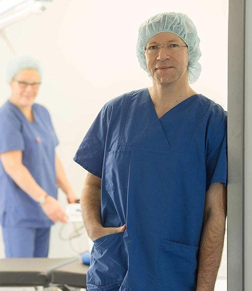 Fronhofklinik Dr Messer